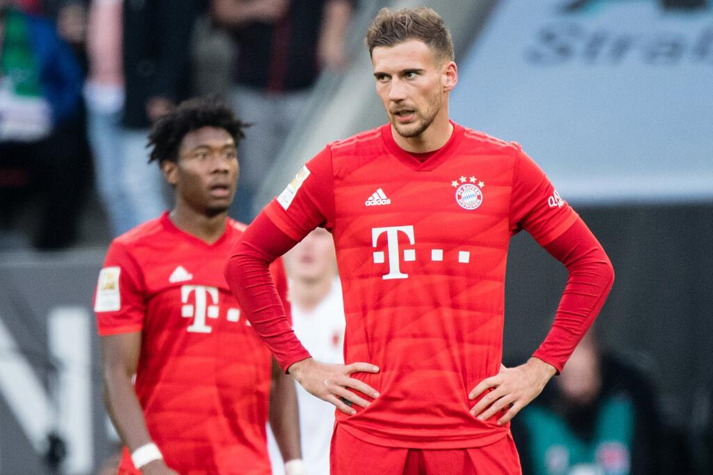 FC Augsburg - Bayern Munich