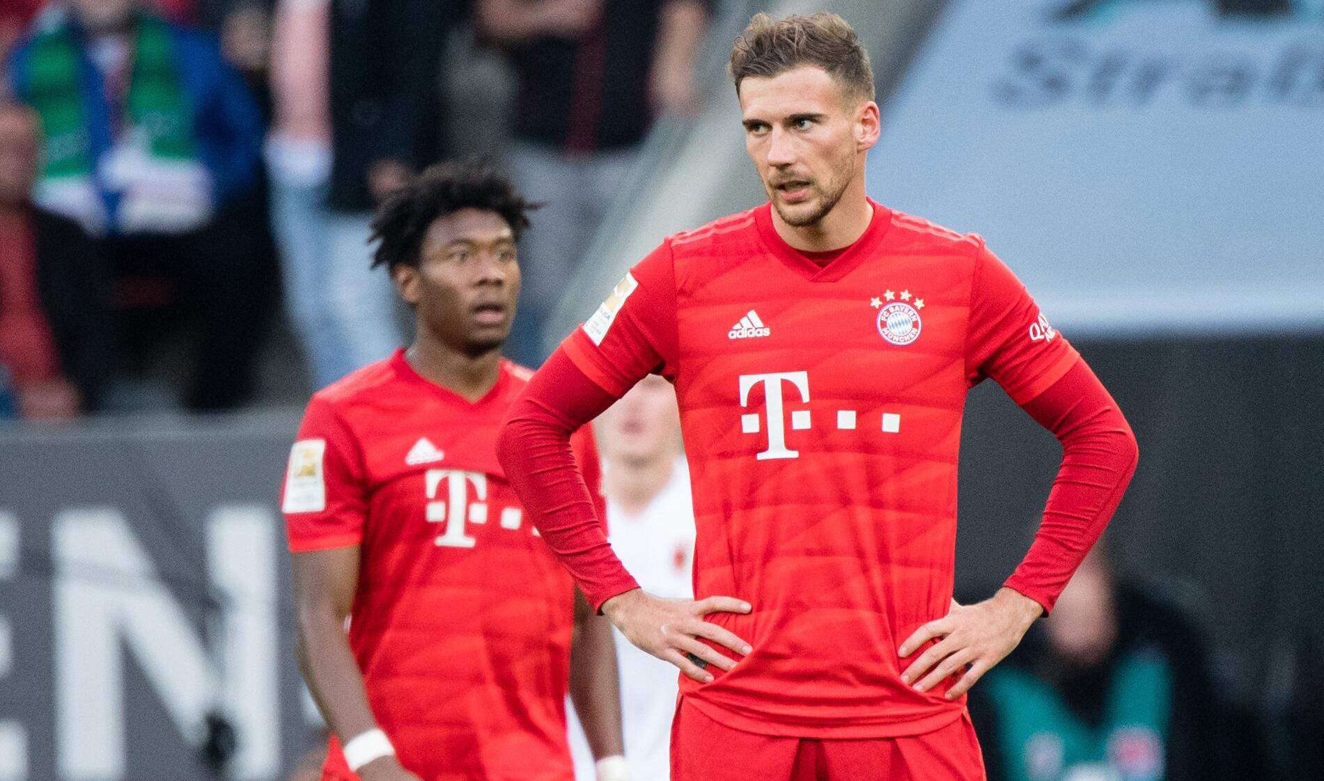 Bild zu FC Augsburg - Bayern Munich