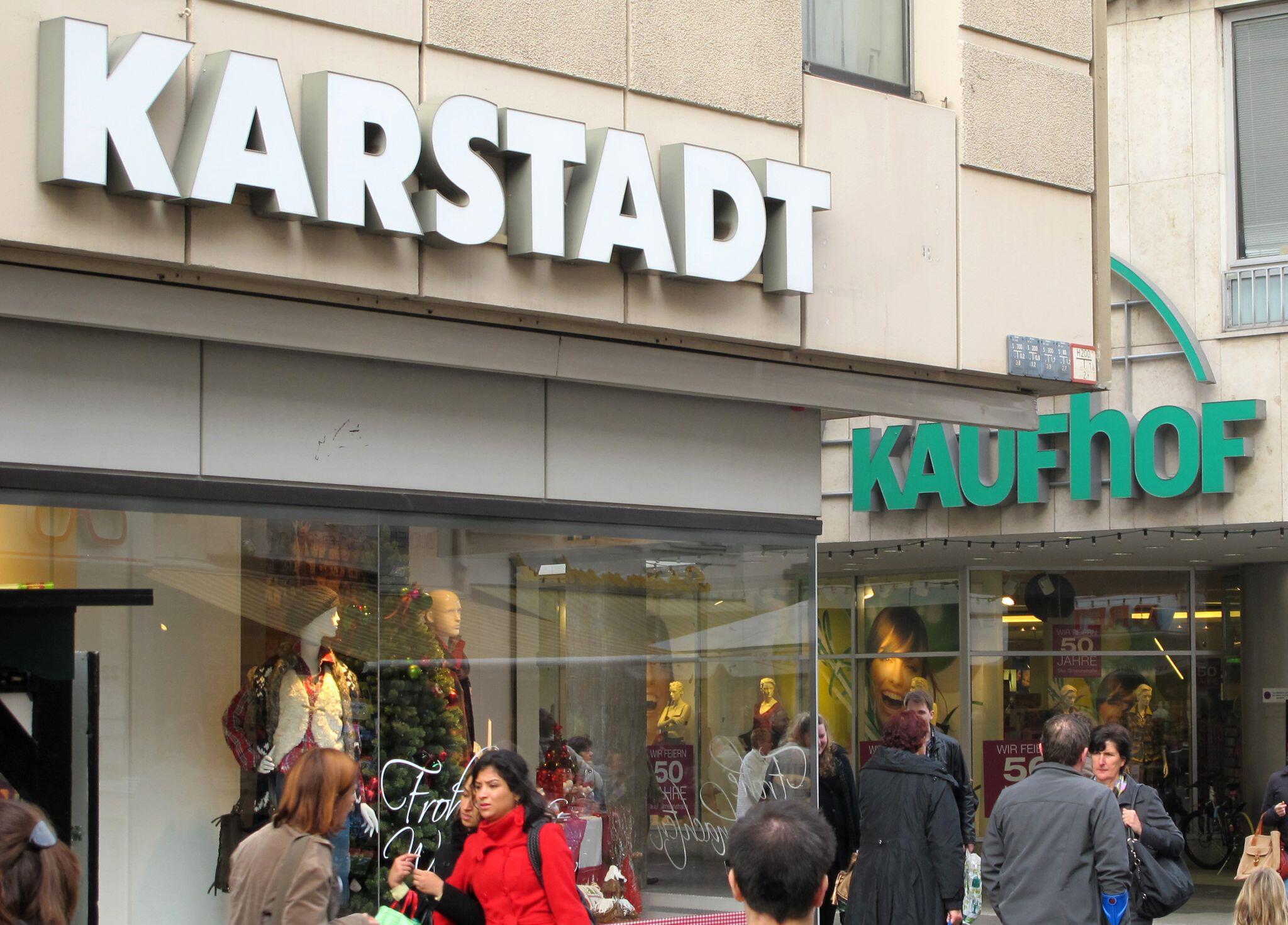 Bild zu Galeria Karstadt Kaufhof will bis zu 80 Häuser schließen