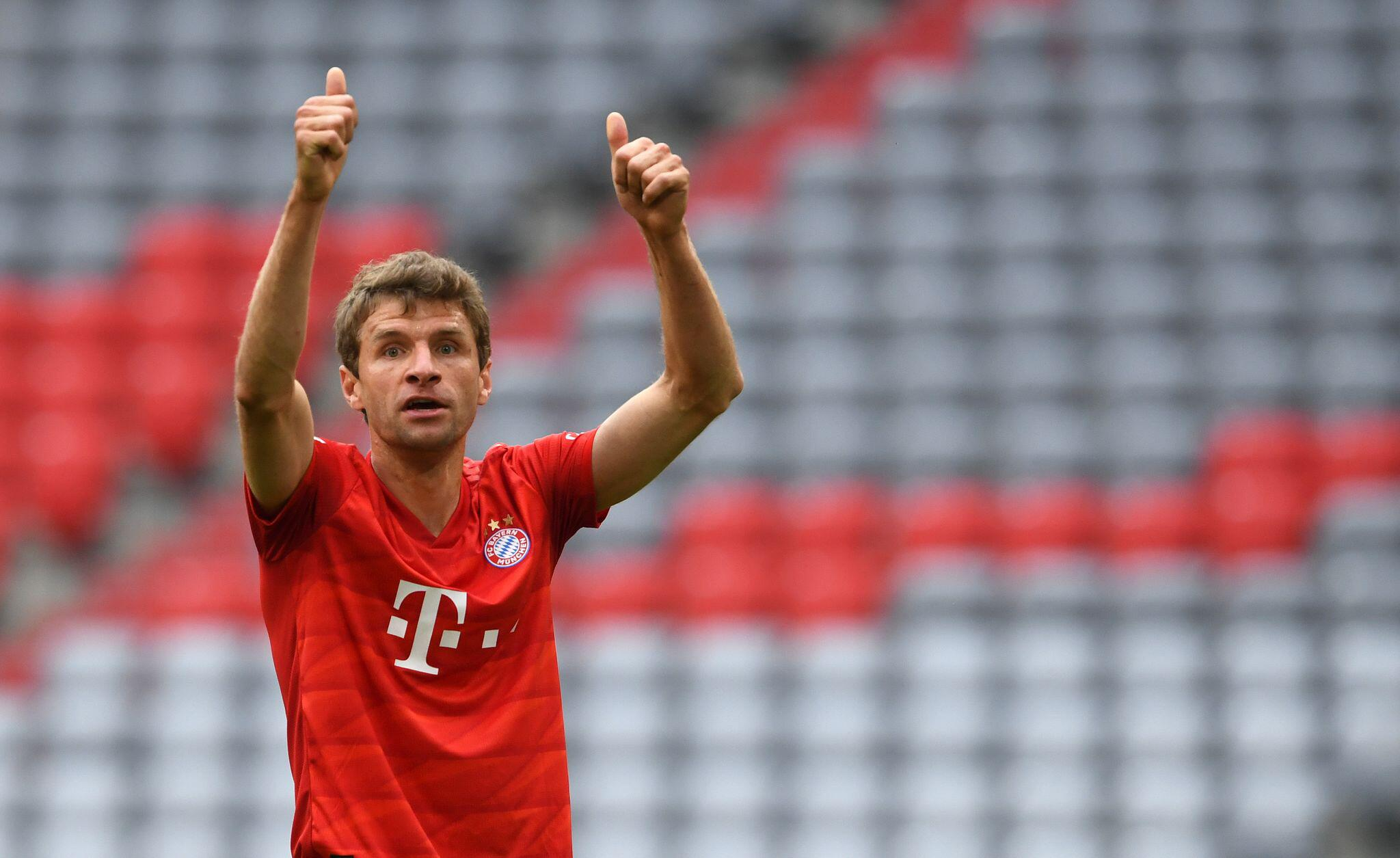 Bild zu FC Bayern München - Fortuna Düsseldorf