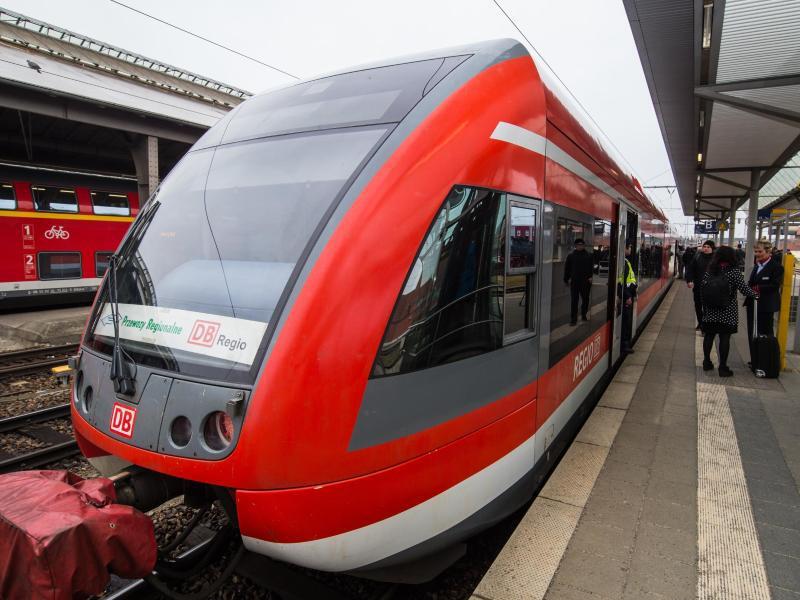 Bild zu Neue Bahndirektverbindung nach Polen
