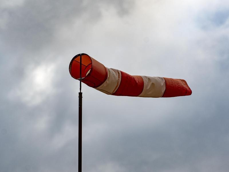 Bild zu Folgen eines Sturms