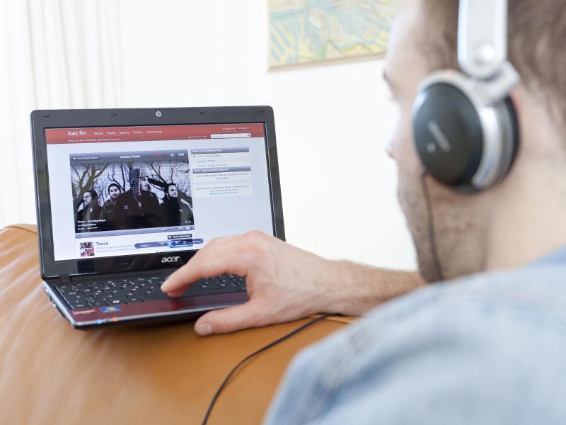 Bild zu Online-Streaming
