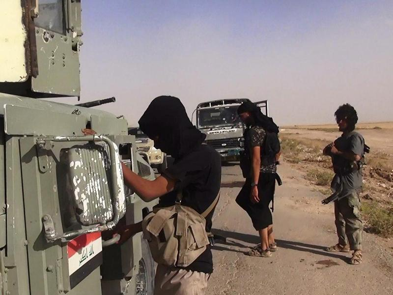 Bild zu IS-Kämpfer