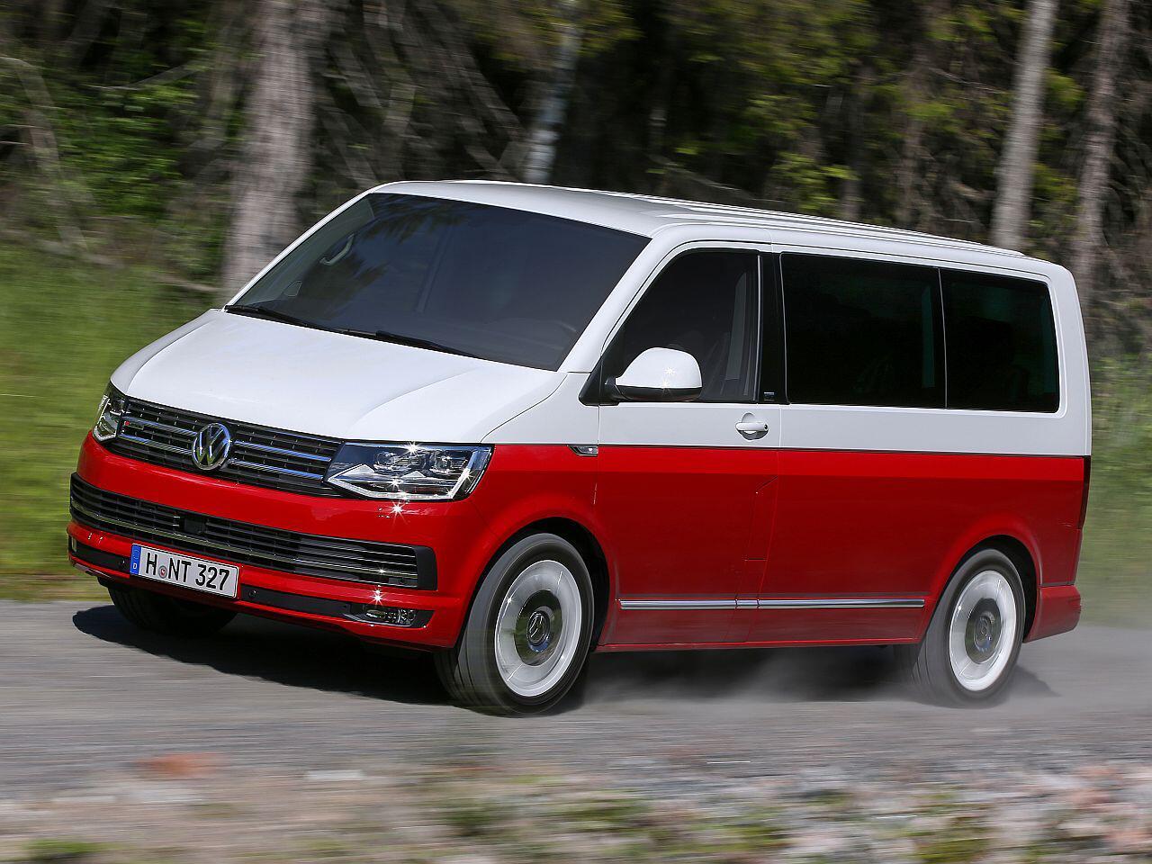 Bild zu VW T6 Multivan