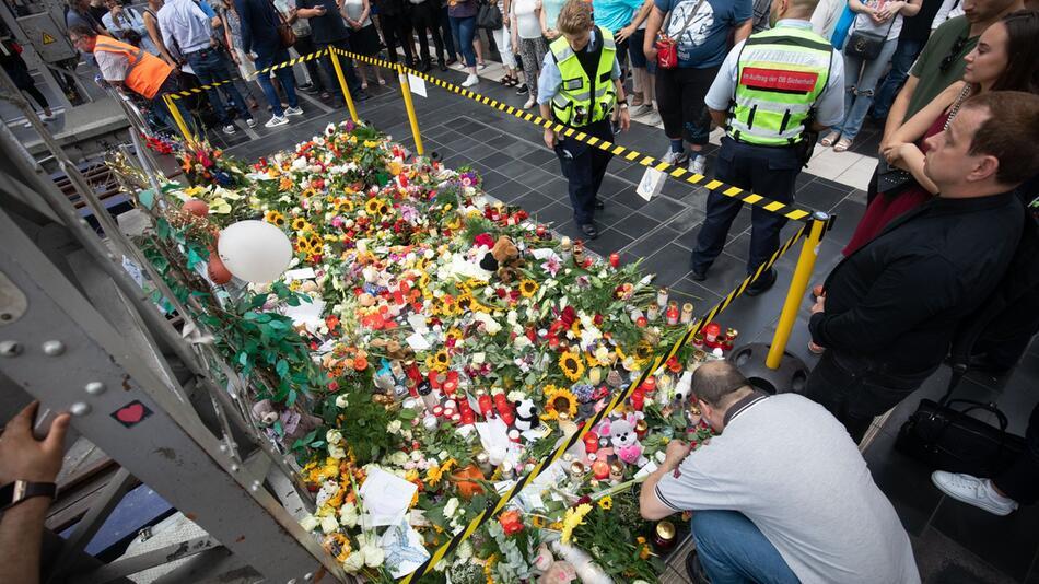 After attack at Frankfurt central station