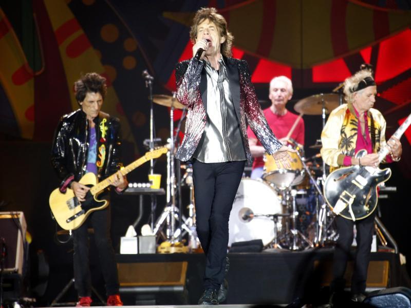 Bild zu Rolling Stones