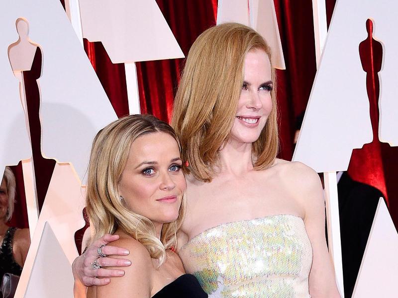 Bild zu Nicole Kidman und Reese Witherspoon