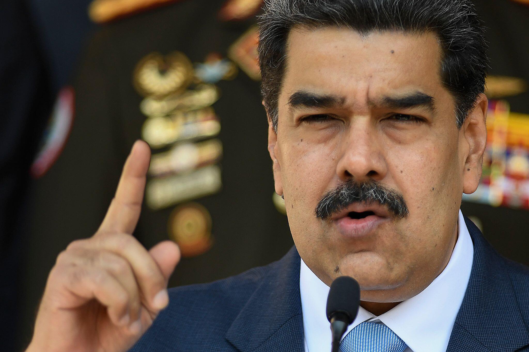Bild zu Präsident von Venezuela
