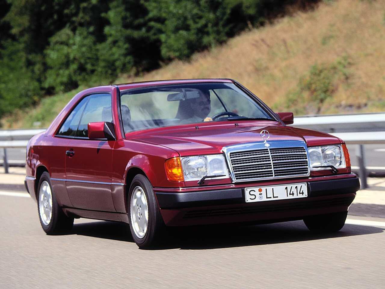 Bild zu Mercedes Baureihe 124