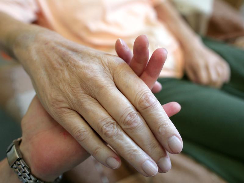 Bild zu Palliativmedizin