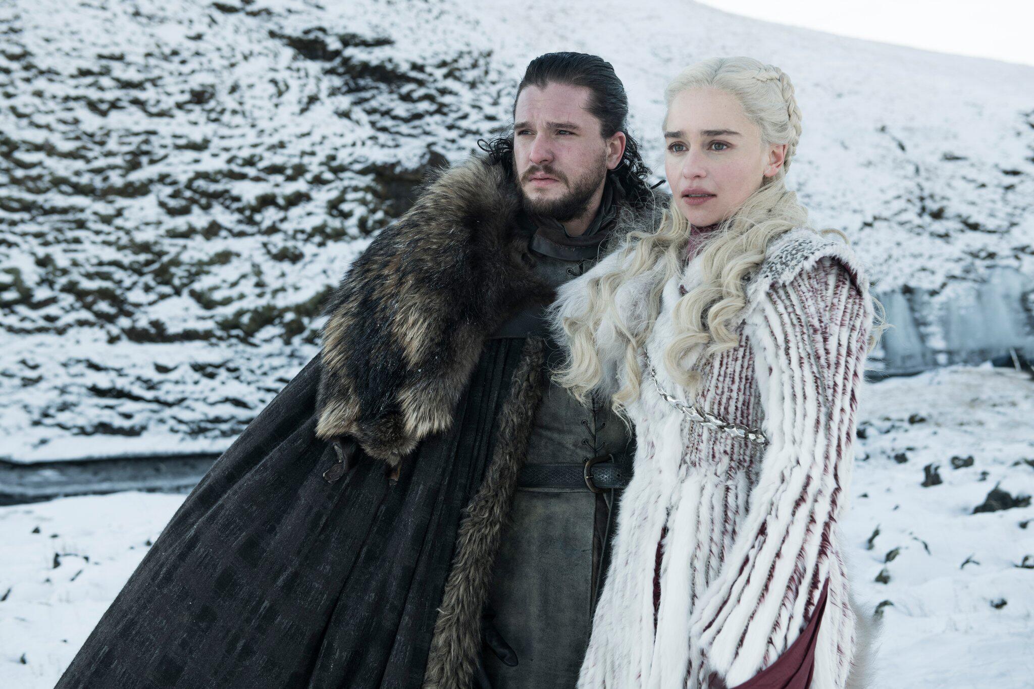 """Bild zu """"Game of Thrones"""", Finale, letzte Staffel"""