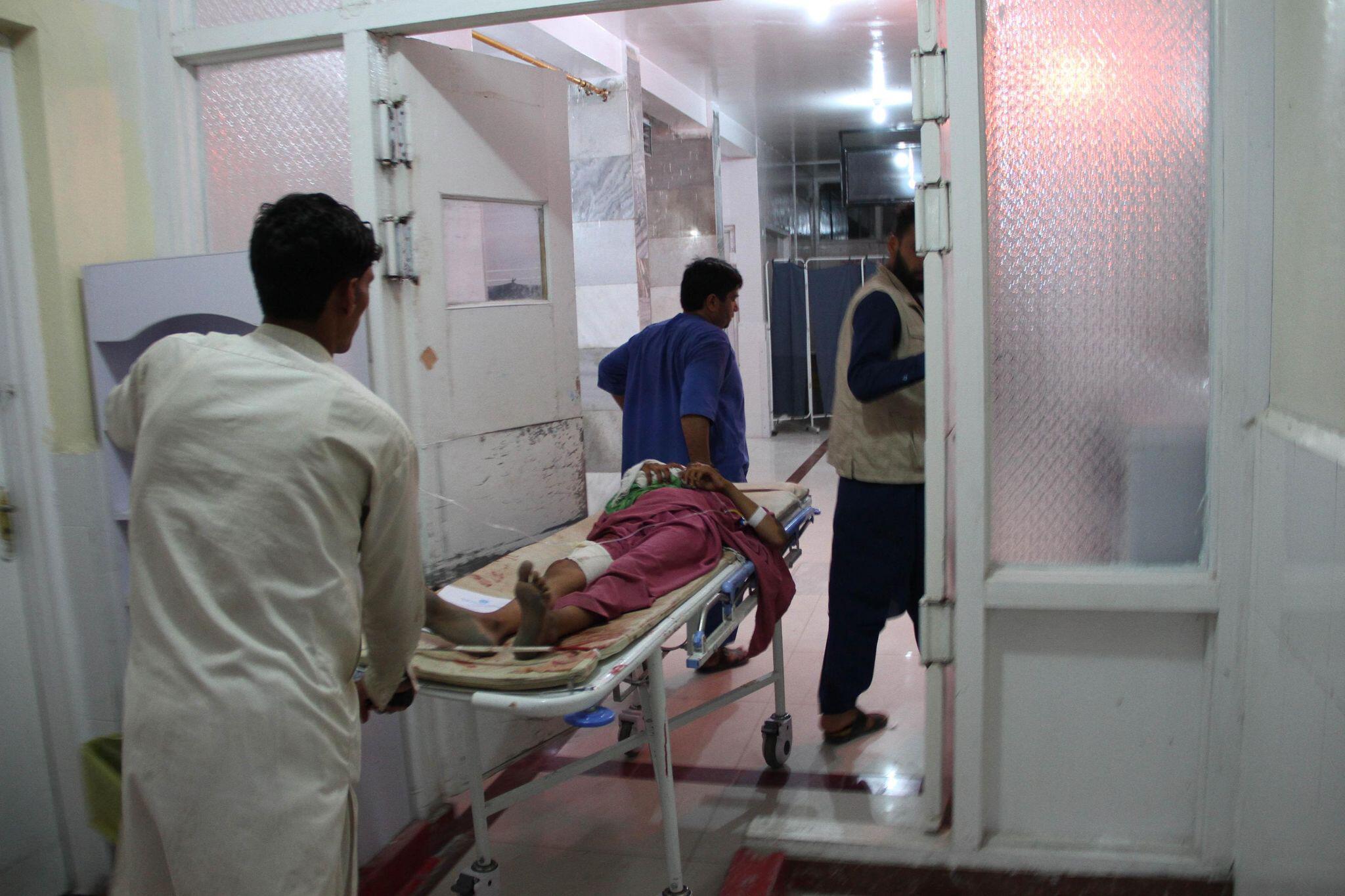 Bild zu Tote nach IS-Angriff auf Gefängnis im Osten Afghanistans