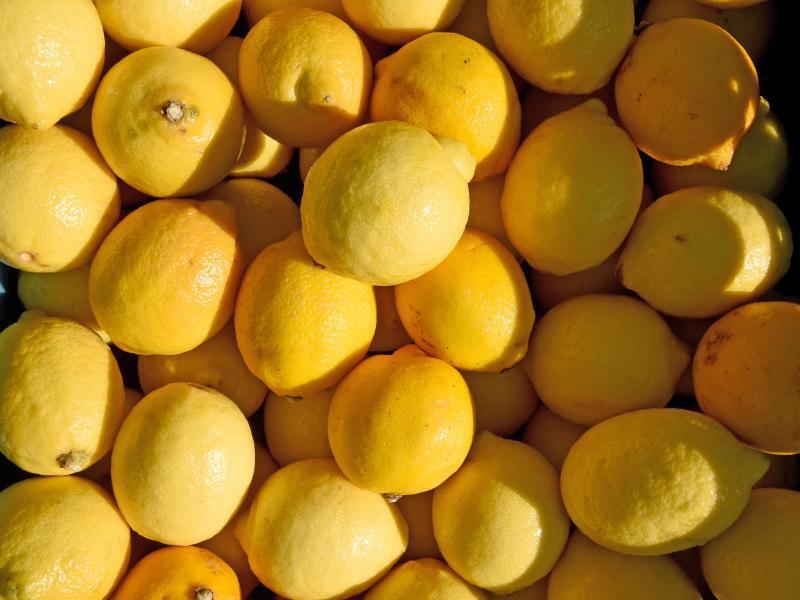 Bild zu Zitronen