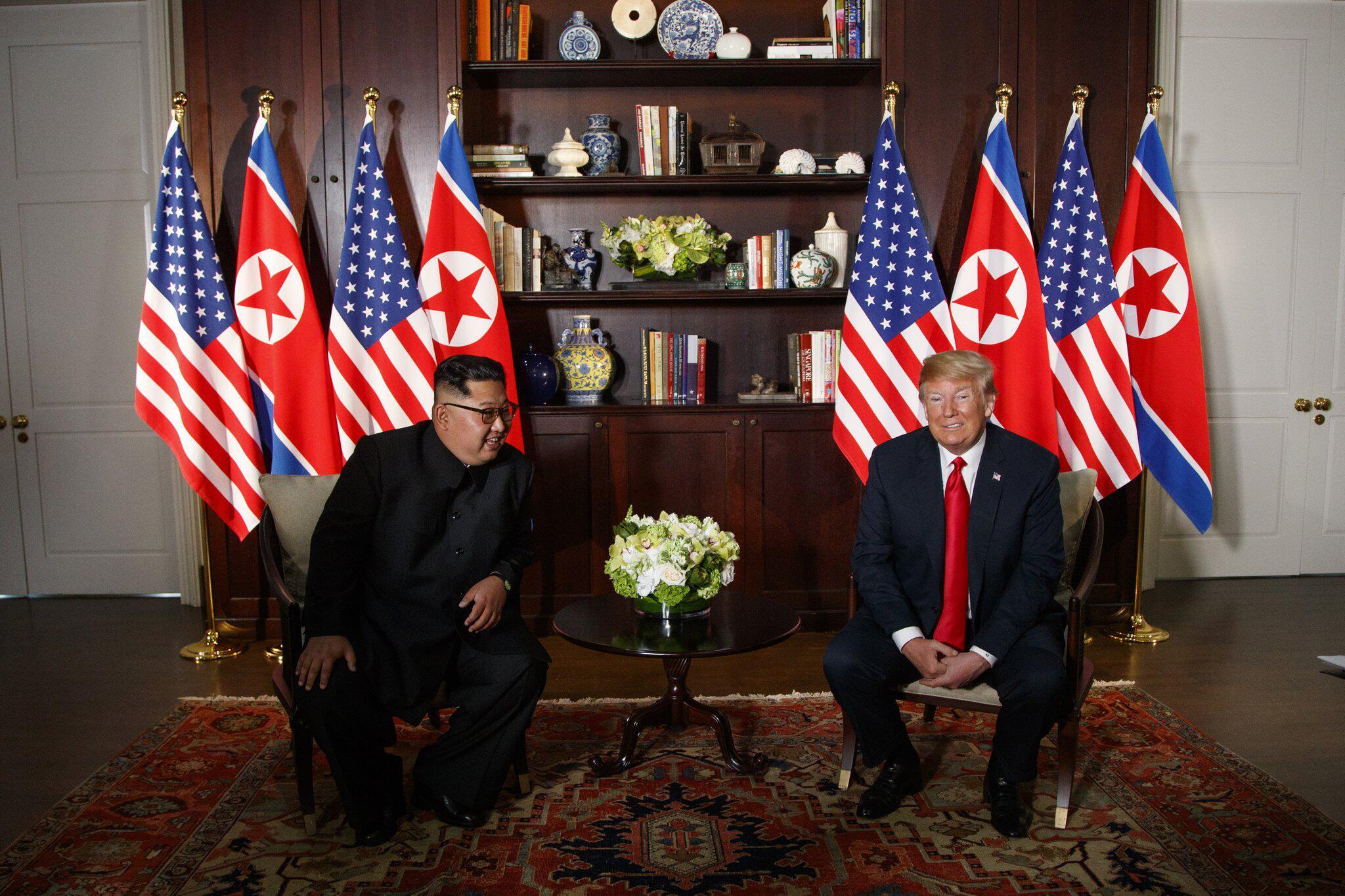 Bild zu Gipfeltreffen in Singapur