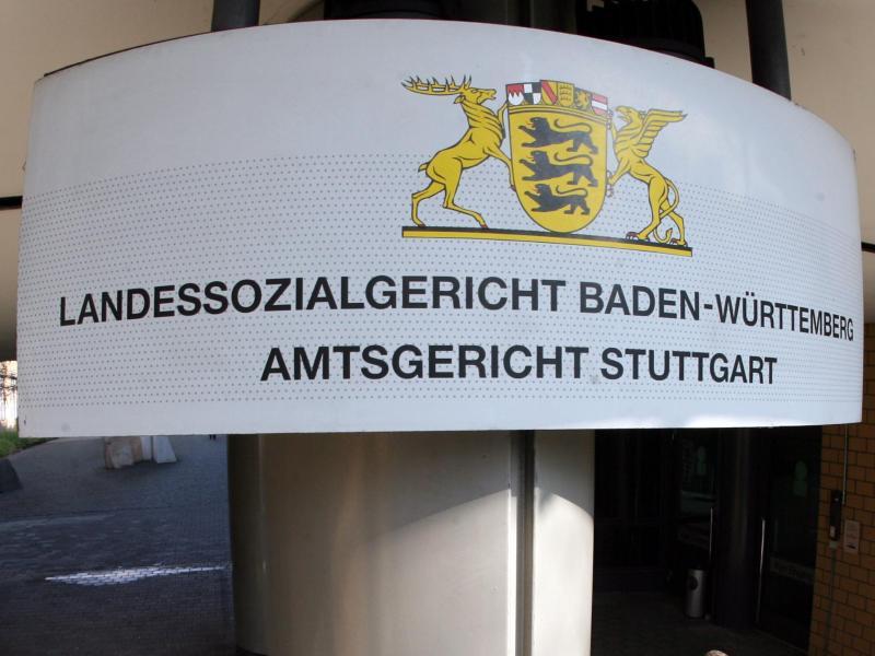 Bild zu Landessozialgericht in Stuttgart