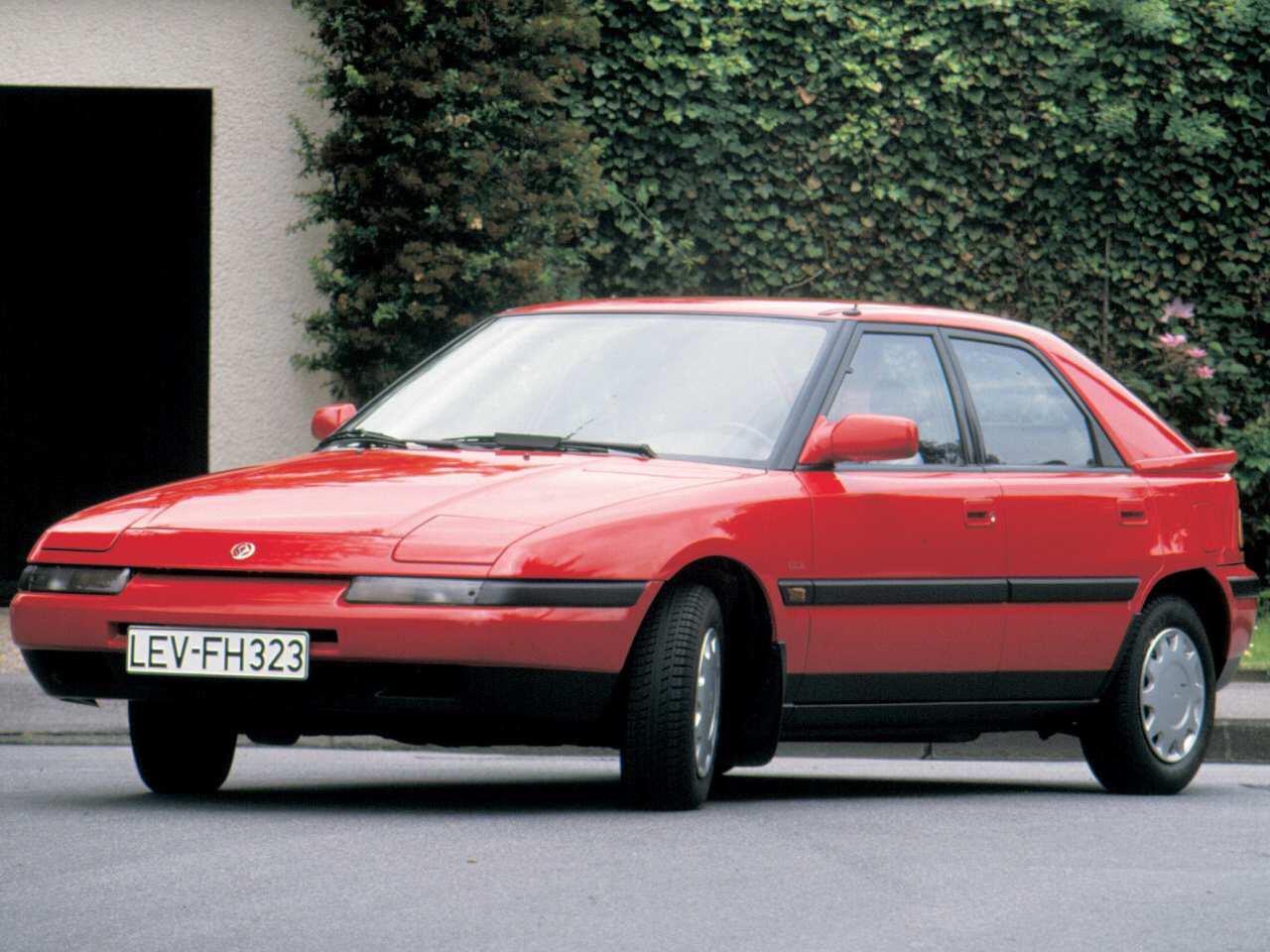 Bild zu Mazda 323f
