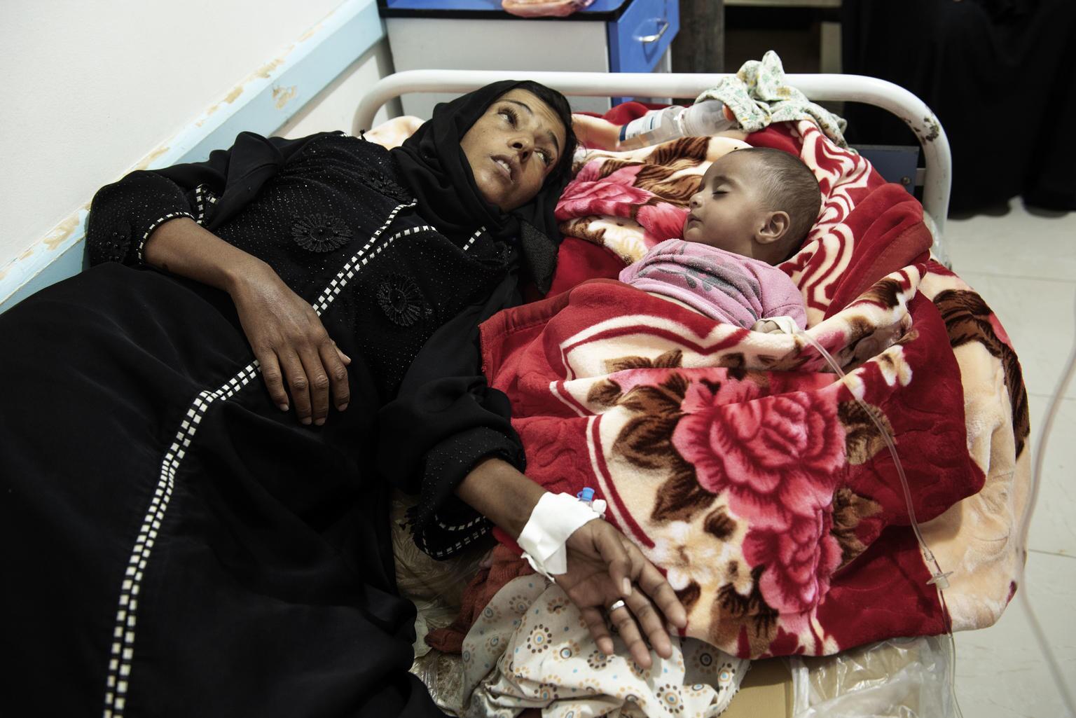 Bild zu Krankenhaus, Jemen, Versorgung