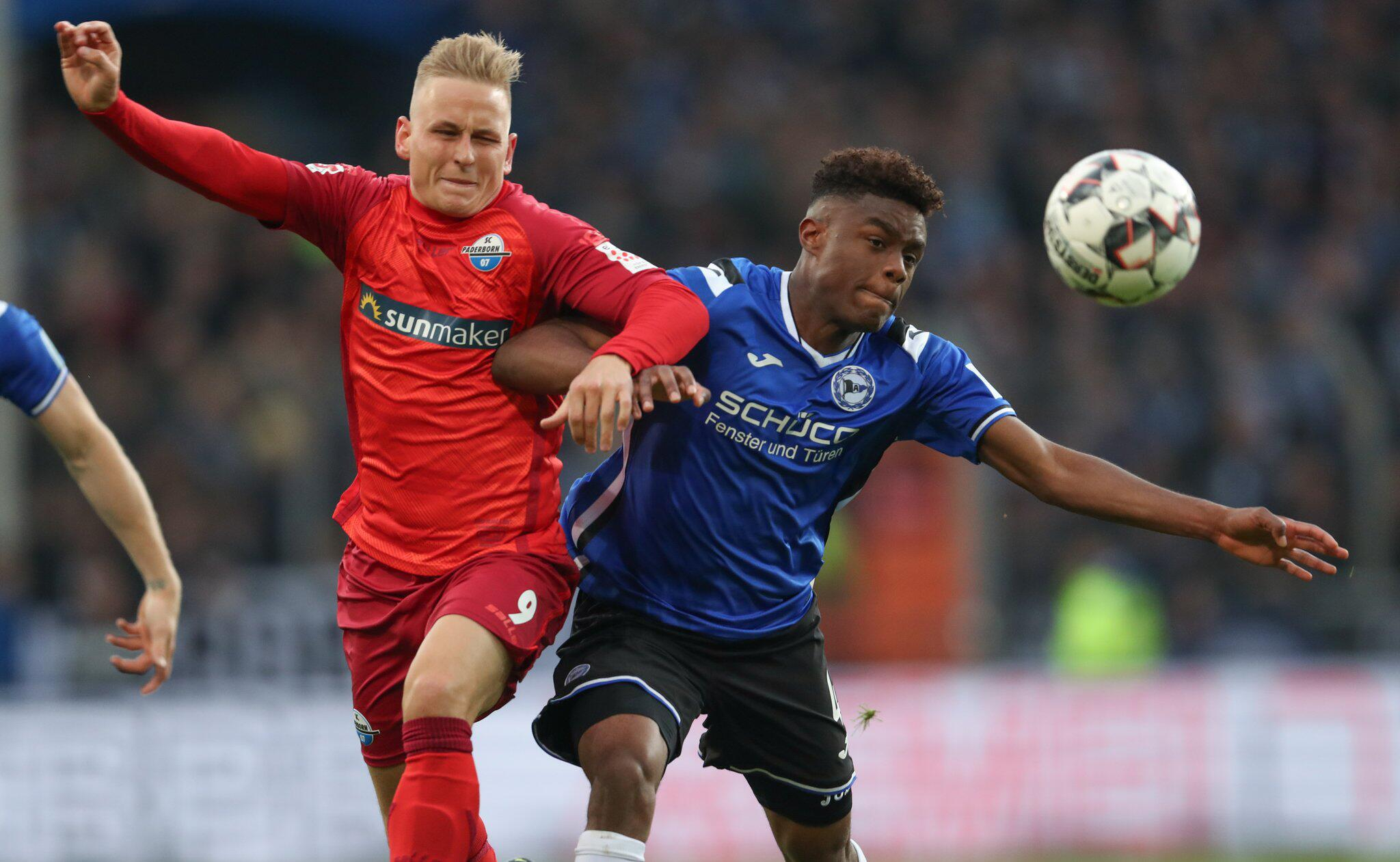 Bild zu Arminia Bielefeld - SC Paderborn 07
