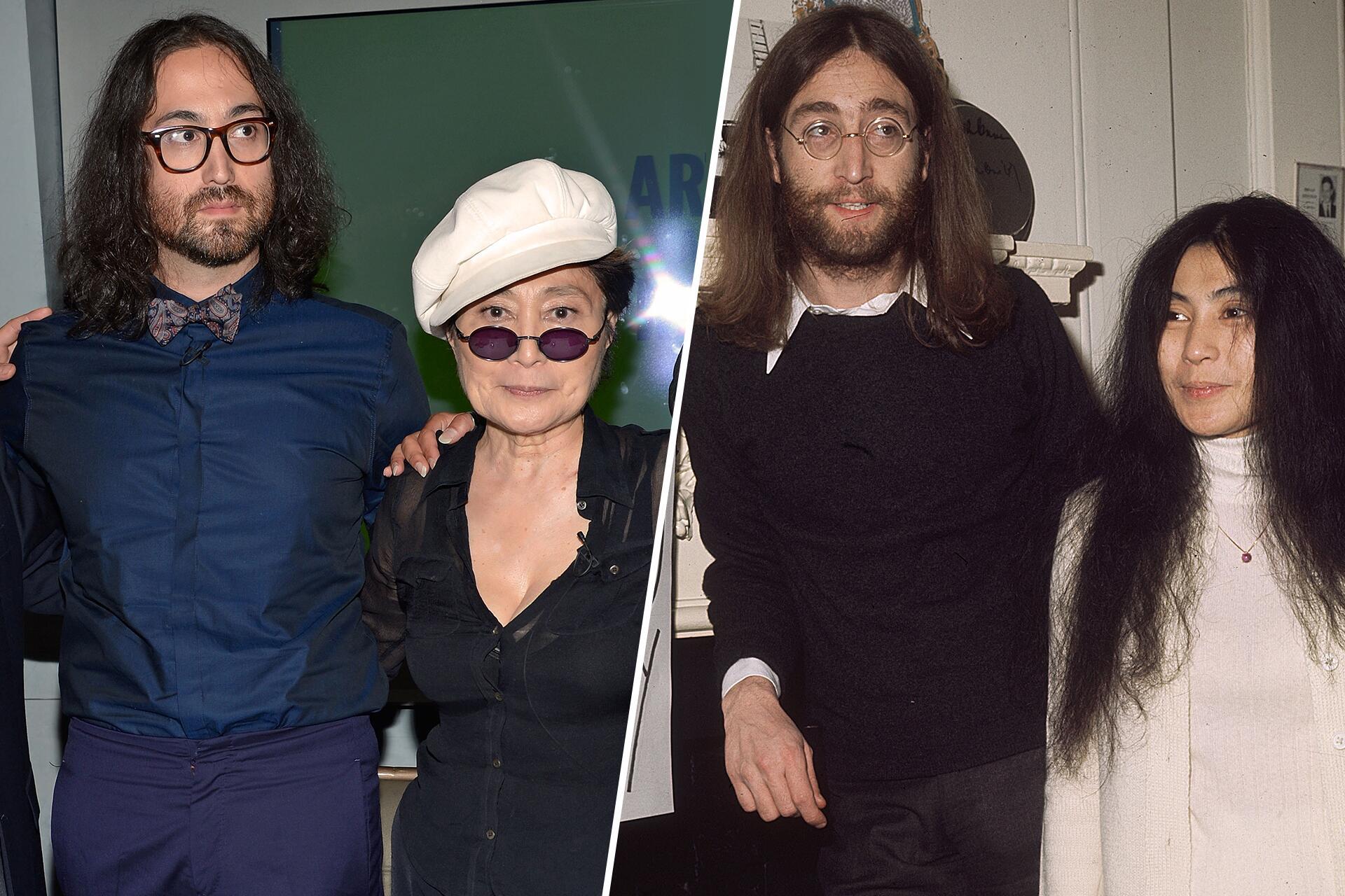 Bild zu Sean Lennon, John Lennon