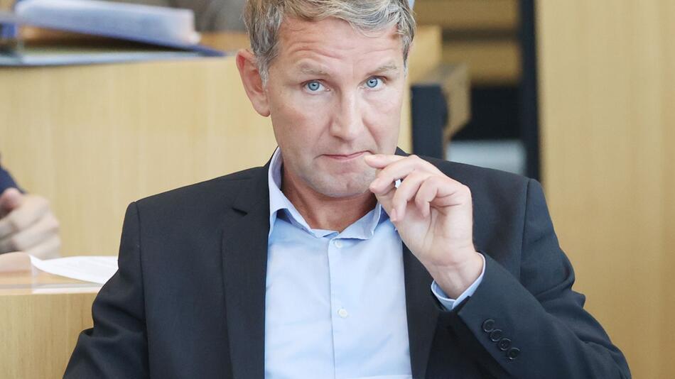 Sonderplenum des Thüringer Landtags zur Automobilindustrie