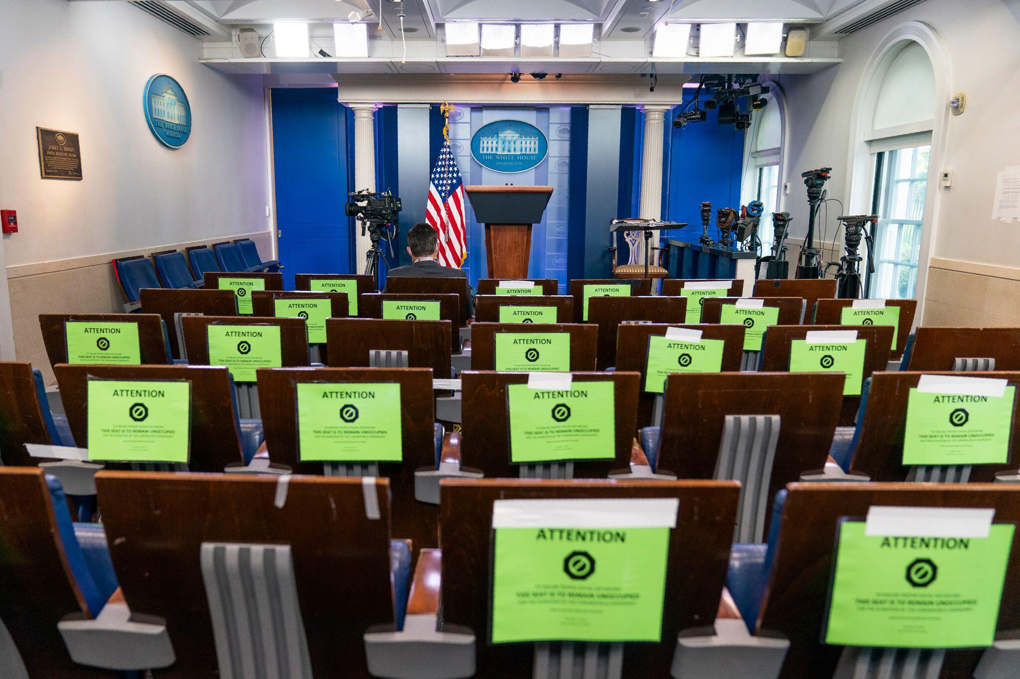 Bild zu US-Präsident Trump positiv auf Coronavirus getestet