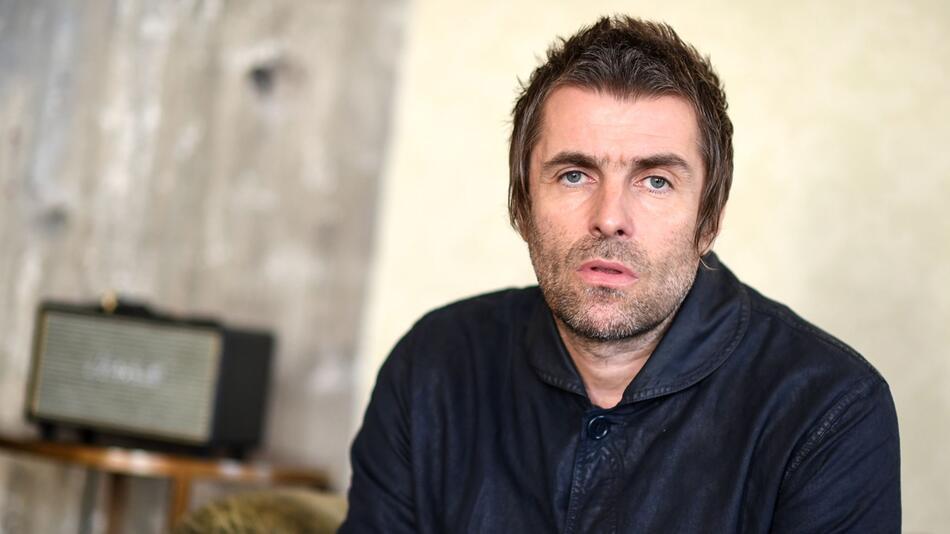 Rockstar Liam Gallagher