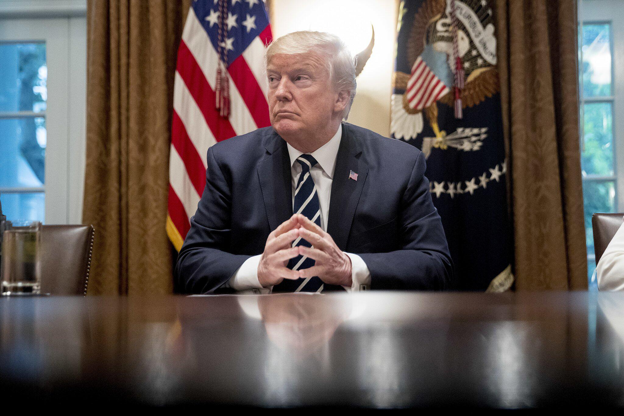 Bild zu Donald Trump, Präsident, USA
