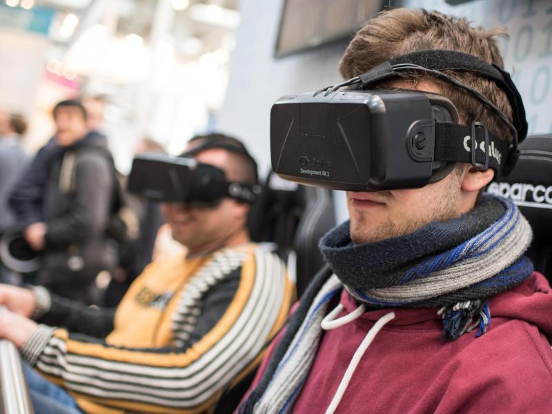 Bild zu «Oculus Rift»