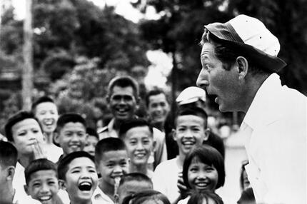 Danny Kaye, UNICEF, Thailand