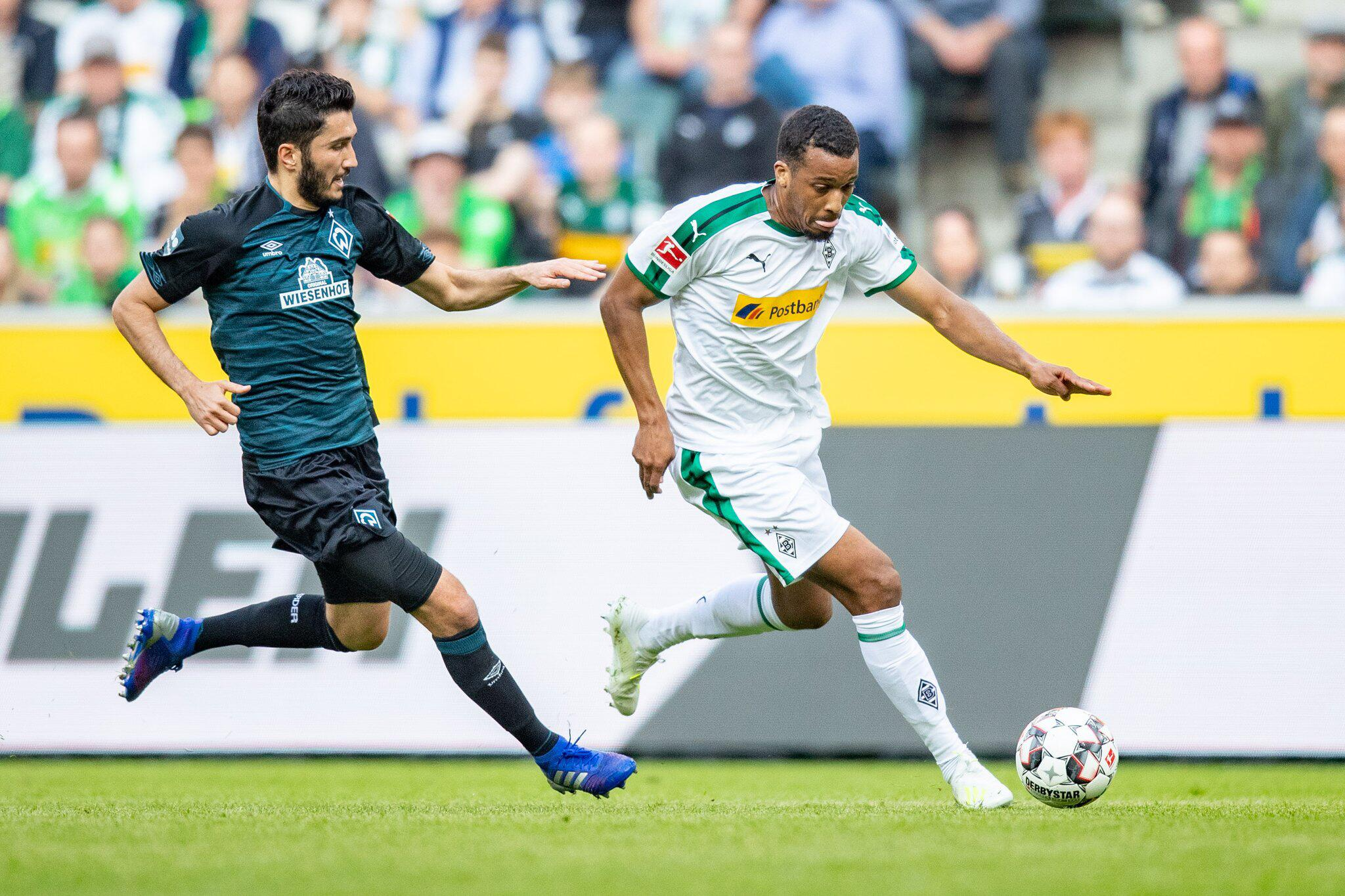 Bild zu Borussia Mönchengladbach - Werder Bremen