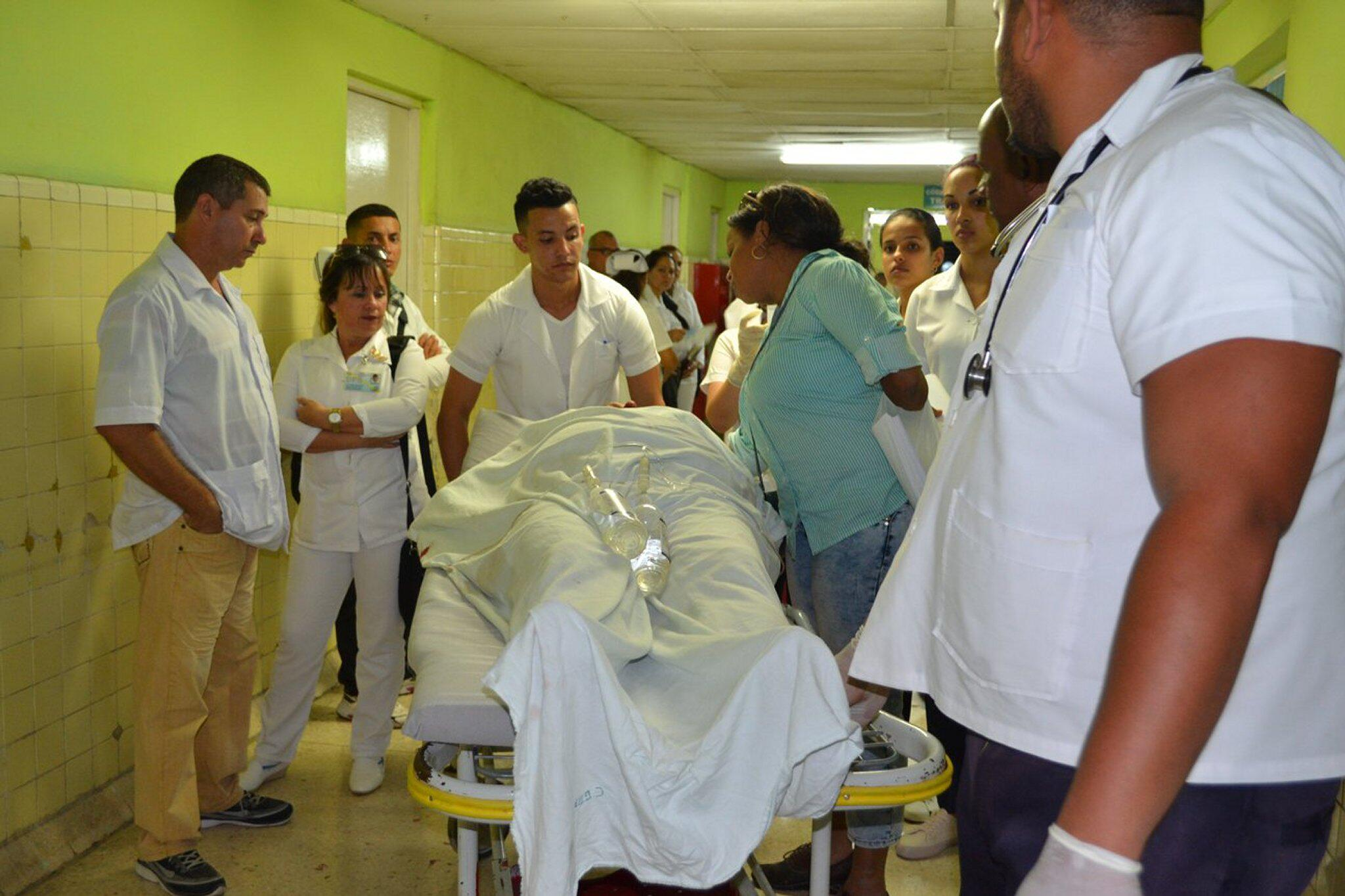Bild zu Unfall mit Touristenbus auf Kuba