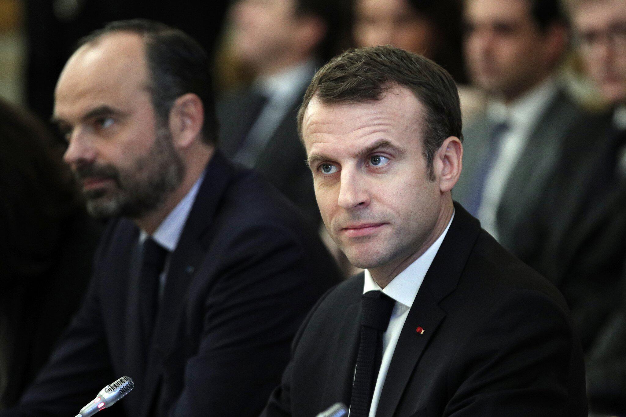 Bild zu Treffen in Paris nach weiteren Protesten