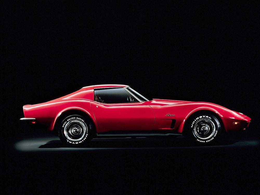 Bild zu Chevrolet Corvette