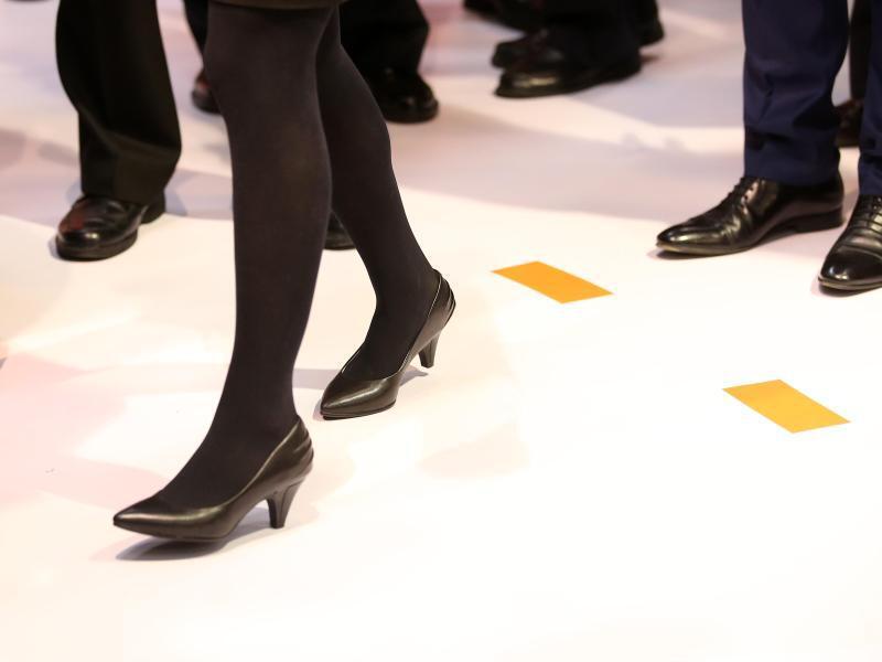 Bild zu Frauen in Führungspositionen