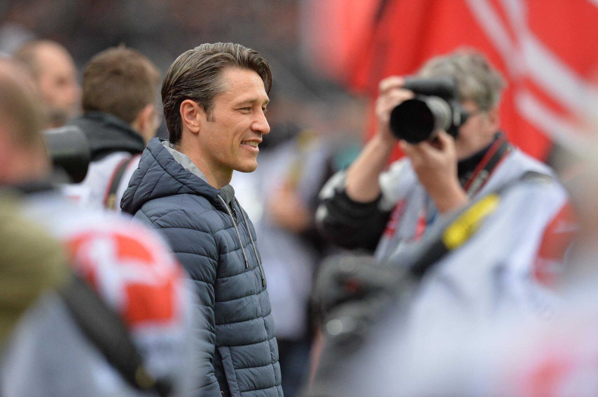 Bild zu 1. FC Nuremberg - Bayern Munich