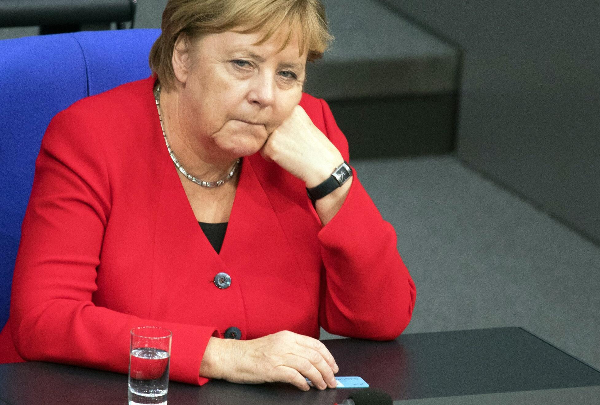 Bild zu Thüringer Wahlfiasko heizt Machtkampf in der CDU an