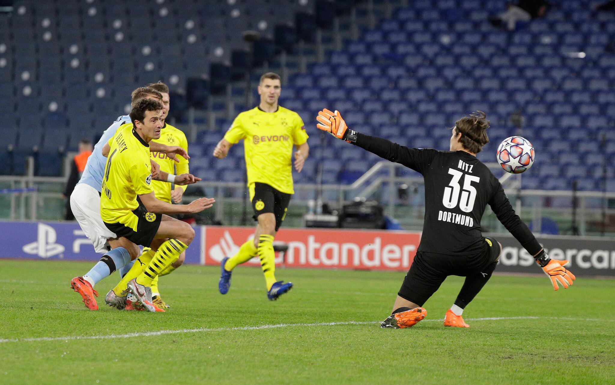 Bild zu Lazio Rom - Borussia Dortmund