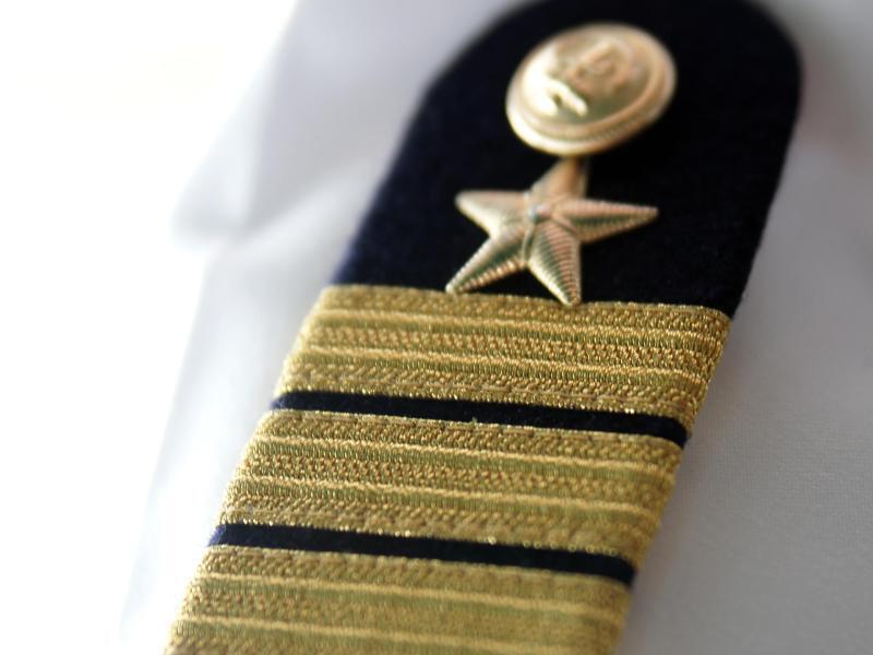 Bild zu Schulterklappe eines Kapitäns