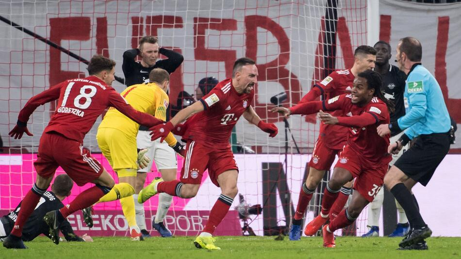 Bayern München - Leipzig