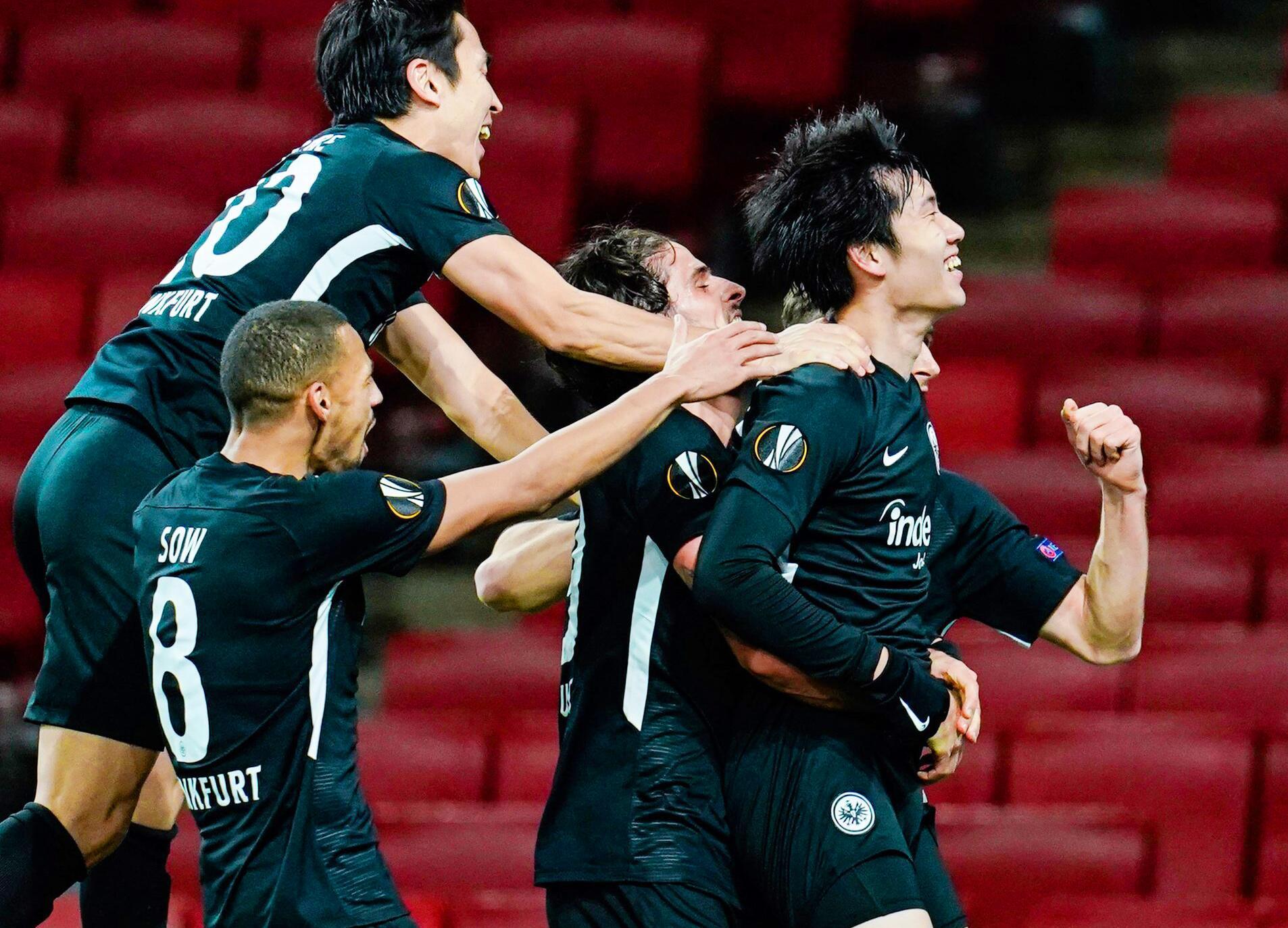 Bild zu FC Arsenal, Eintracht Frankfurt