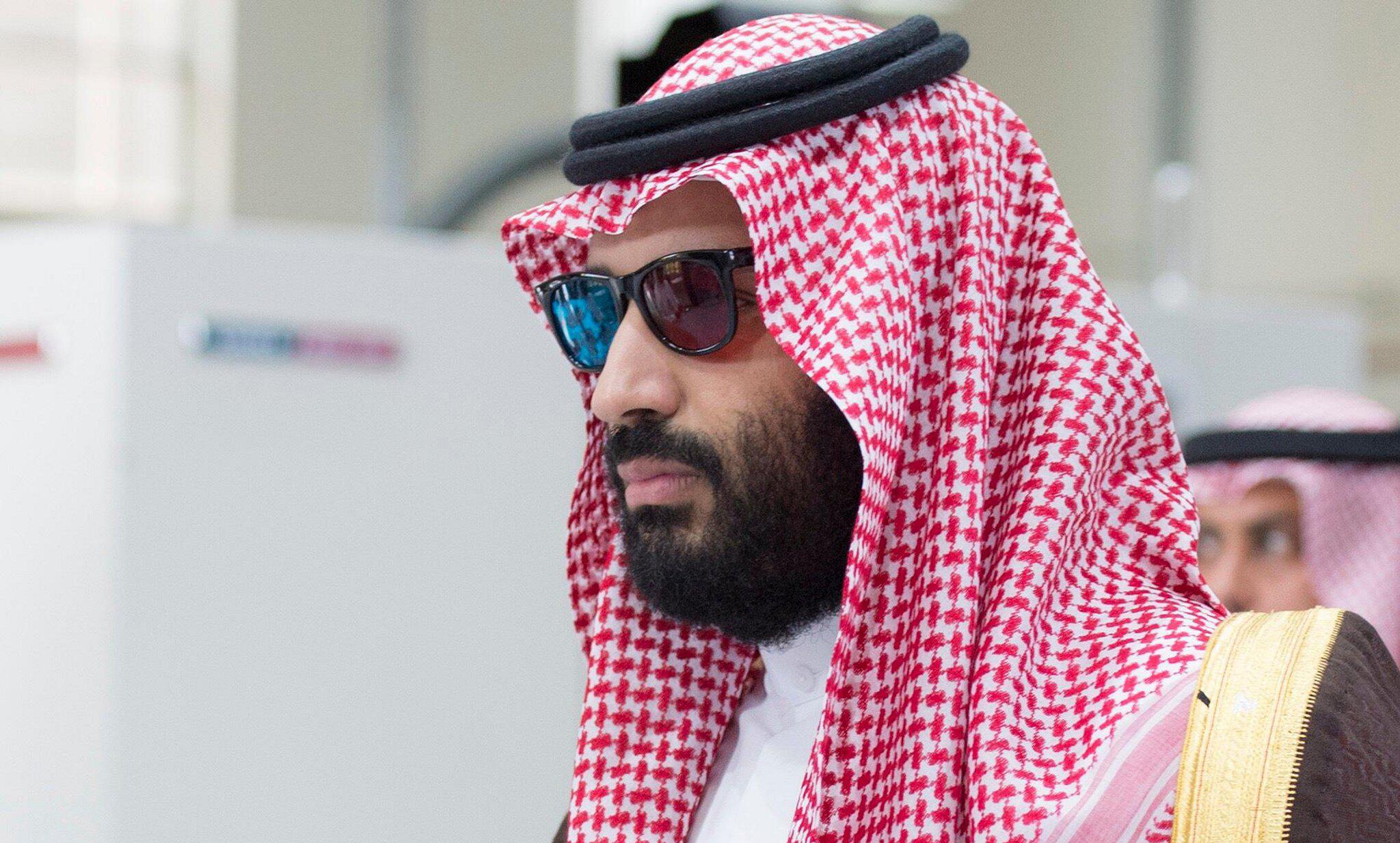 Bild zu Saudi-Kronenprinz weiht Projekte in Riad ein