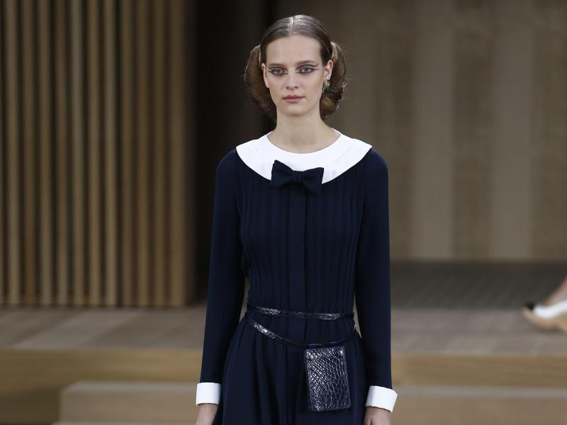 Bild zu Paris Fashion Week - Chanel