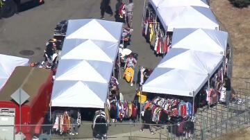 Bild zu Chris Brown, Flohmarkt