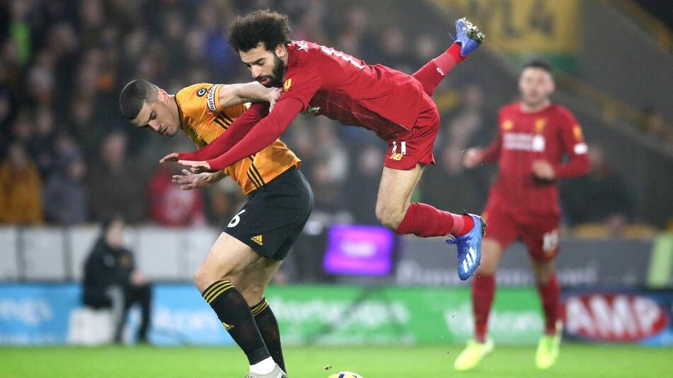 Wolverhampton Wanderers - FC Liverpool