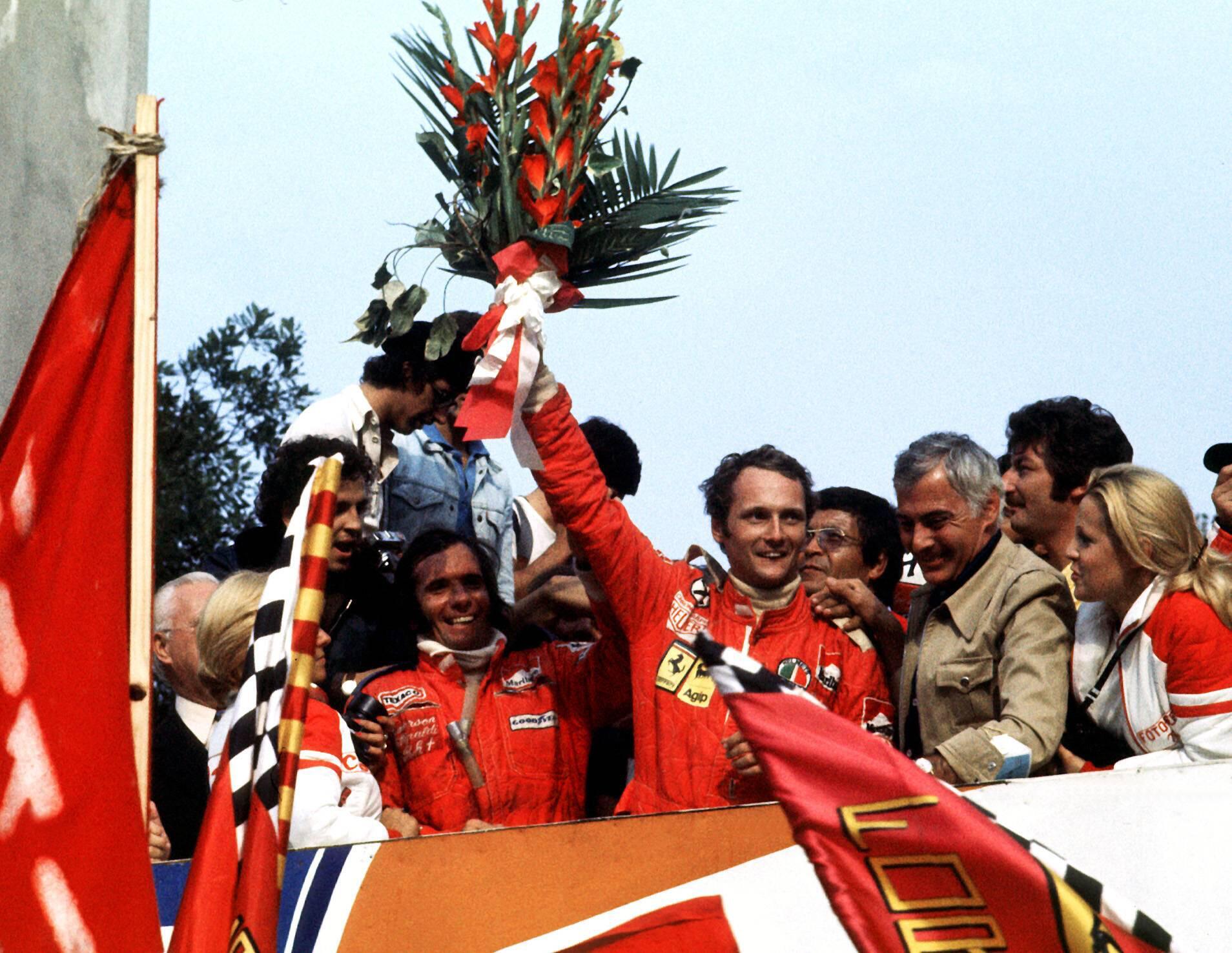 Bild zu Niki Lauda, Formel 1, Weltmeister