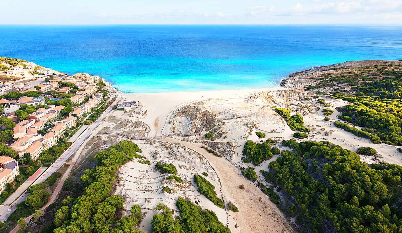 Bild zu strand mallorca