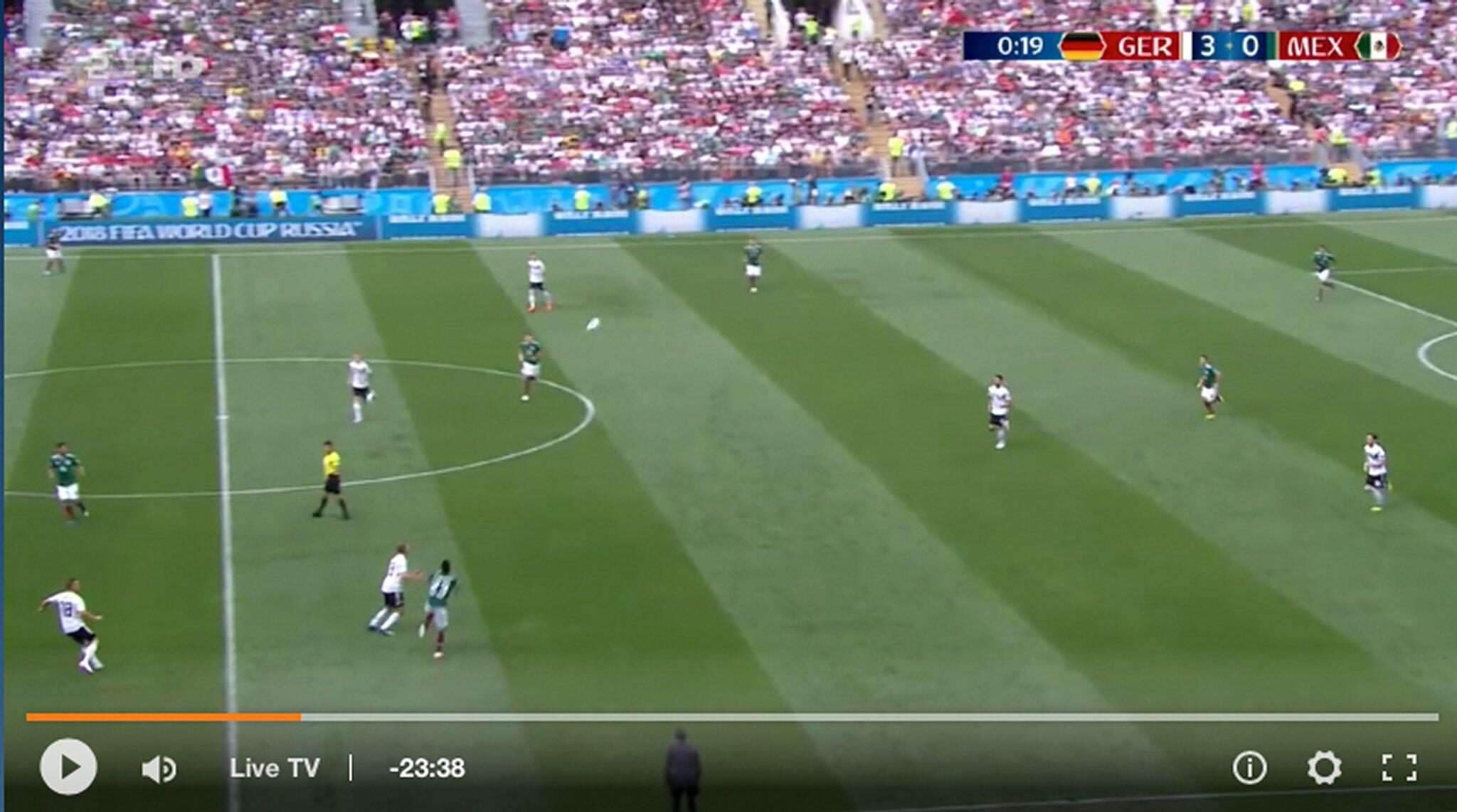 Bild zu WM 2018, Deutschland - Mexiko