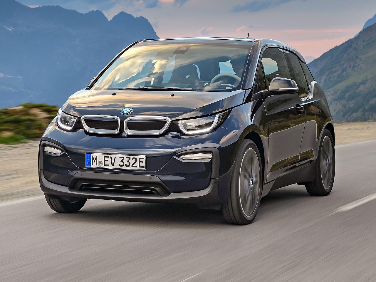 Bild zu BMW i3
