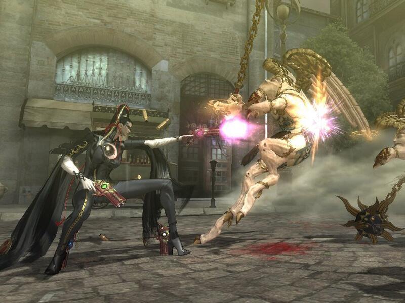 Bild zu Bayonetta